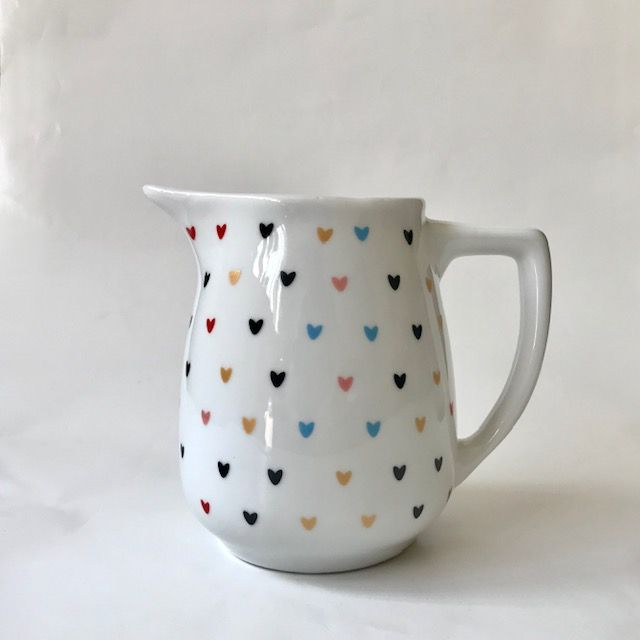 Jarra 610 ml Hearts Colors