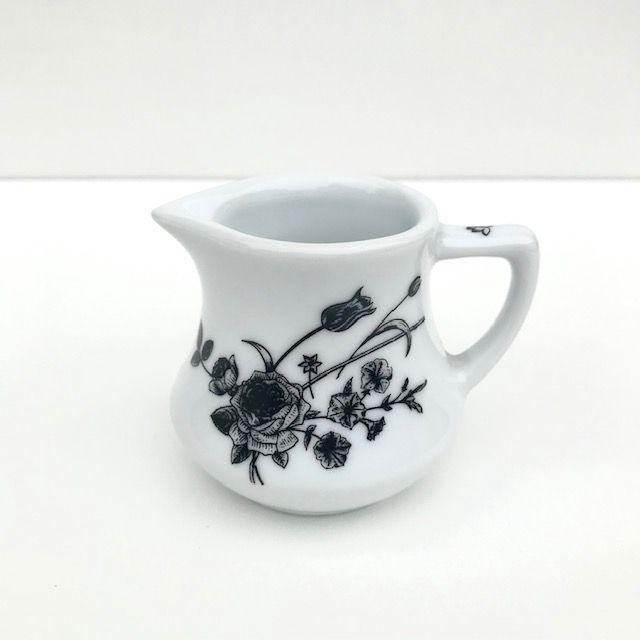 Jarrinha Black Flower