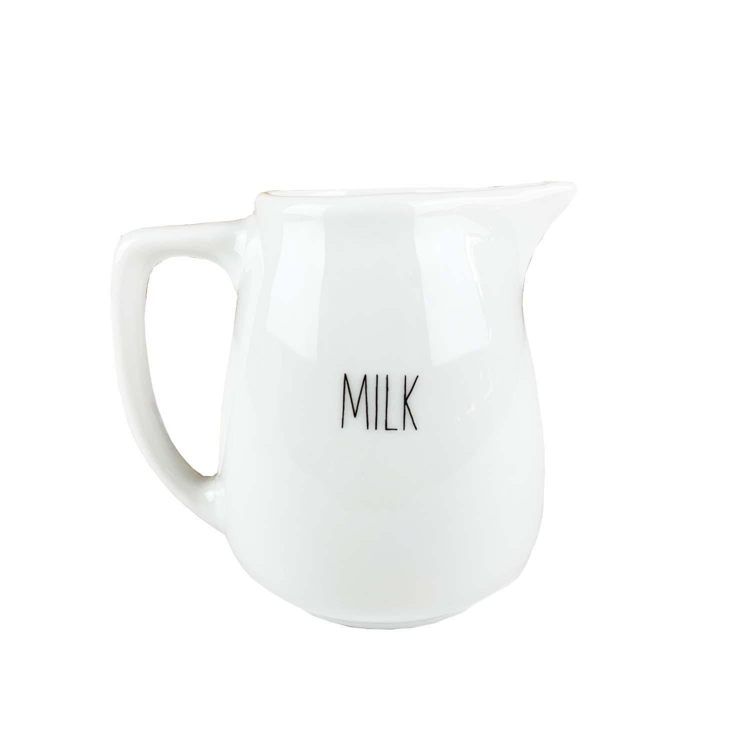 Jarrinha Lettering Milk 170ml