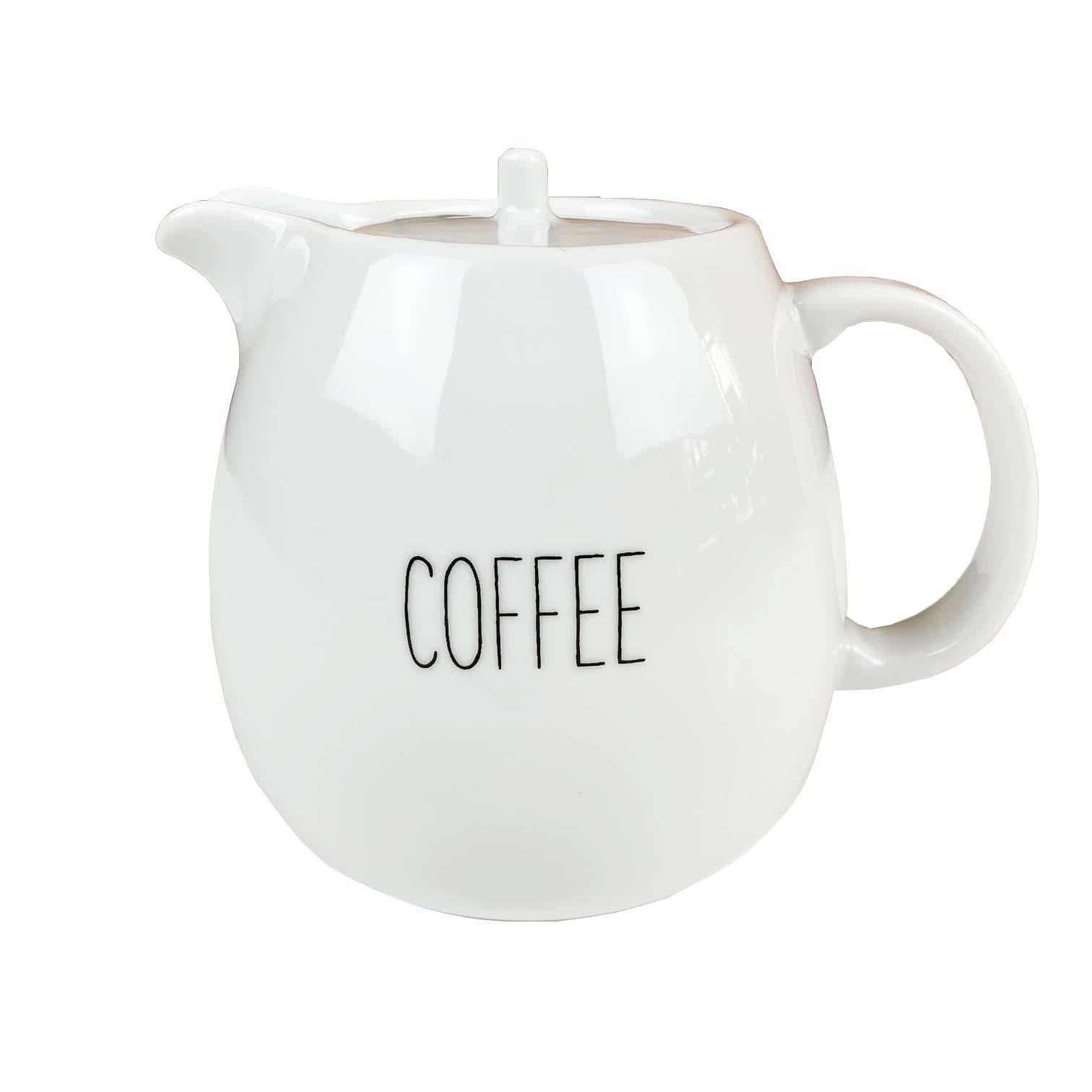 Jogo Coffee Lettering  c/5 peças