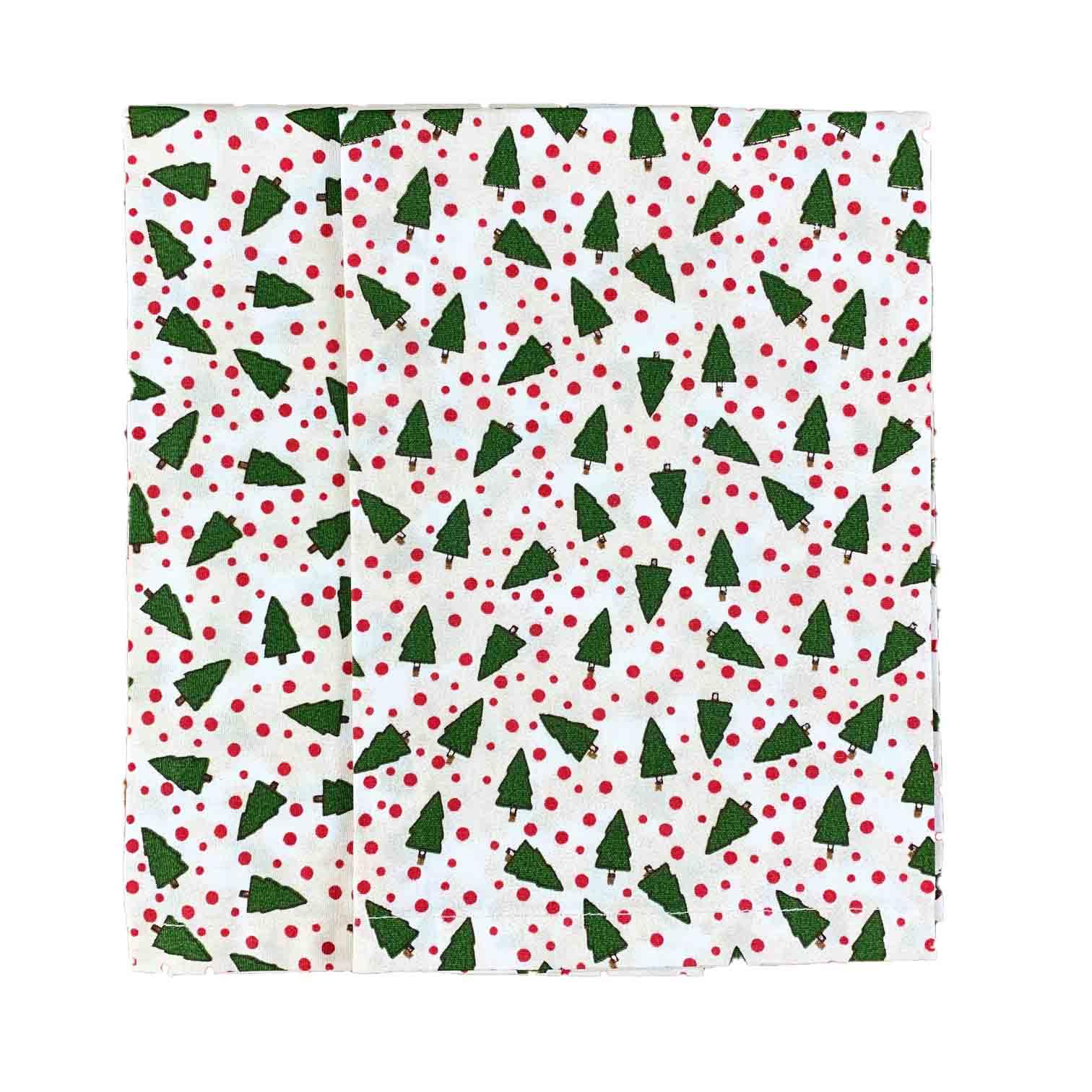 Jogo com 2 guardanapos Christmas Tree