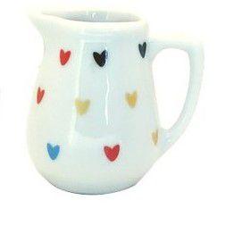 Jarrinha Hearts Colors 170ml
