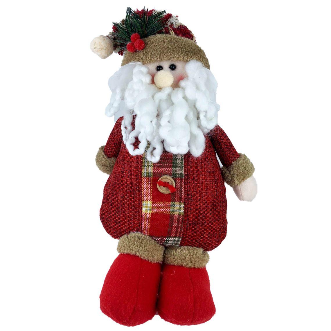 Papai Noel 43 cm
