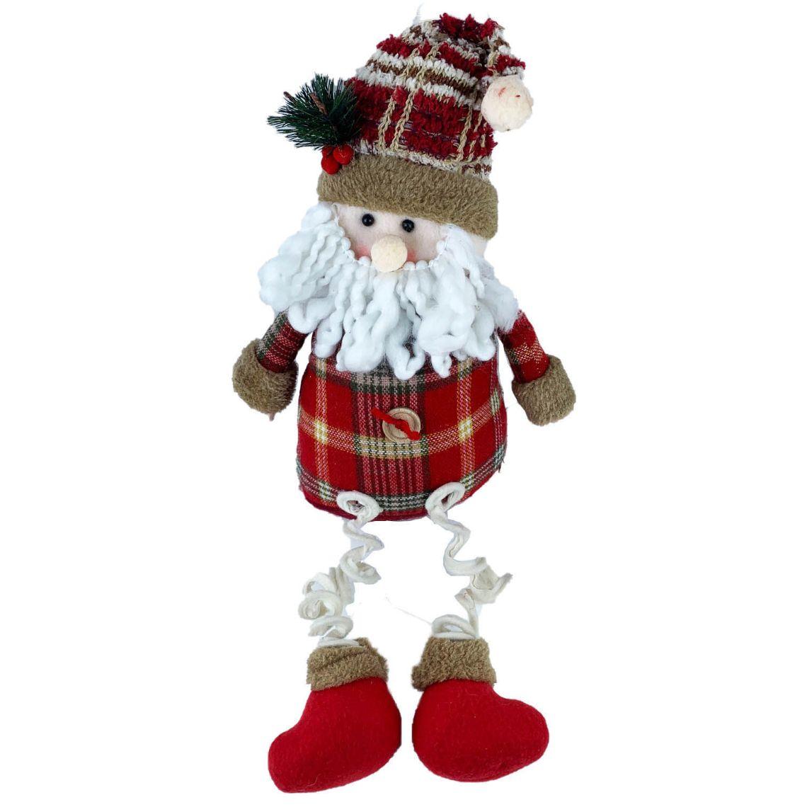 Papai Noel Mola 41 cm