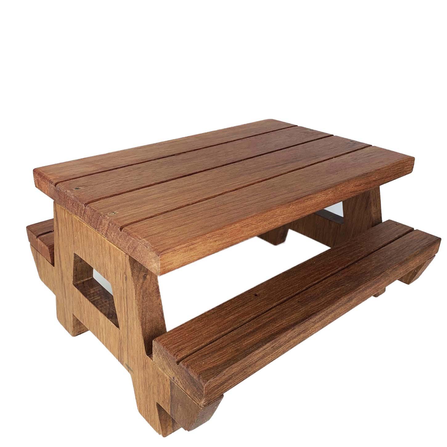 Snack Table de madeira