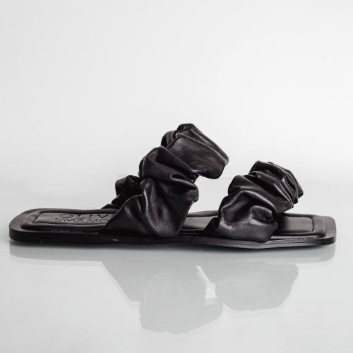 Flat Quadrada Veneto Black