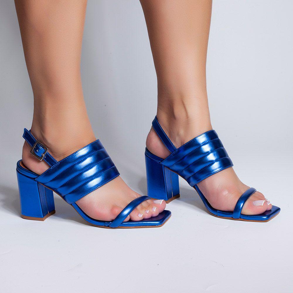 Sandália Daiane Egeu Azul