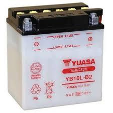 BATERIA YB10L-B2 GS500E/GSX600F/DR650/CRUISER II