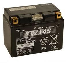 BATERIA YTZ14S CB1300/FZ1-FAZER/KTM/SHADOW750