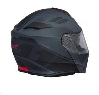 CAPACETE TURNER TROOPER ESCAMOTEAVEL SV PRETO TAM.60 - X11