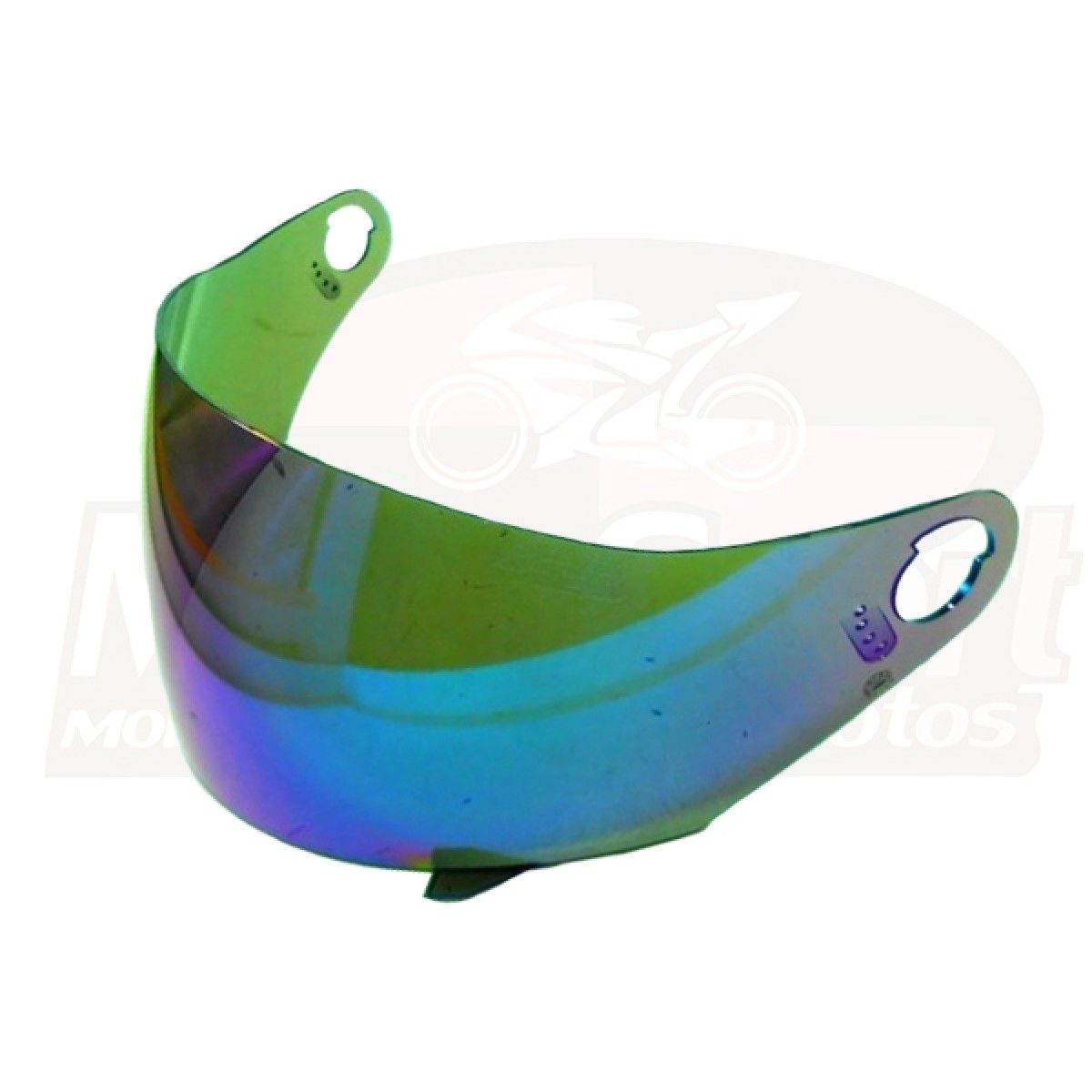 VISEIRA CAPACETE LIBERTY THREE 2MM CAMALEAO