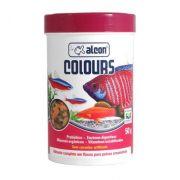 Ração em flocos p/ peixes para aumento de cor Alcon Colours 50 g