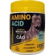 Amino Acid Suplemento Massa Muscular Pit Bull, Pastor