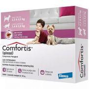 Antipulgas Comfortis para cães e Gatos ate 4 kg