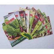 Kit com 10 sementes Feltrin