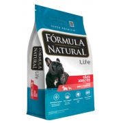 Ração Formula Natural Adulto Cães shih Tzu  Pincher 15 kg