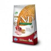 Ração N&D ND Ancestral Grain Cães Adultos Mini Frango 10,1 Kg