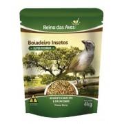 Ração para Pixarro / Trinca Ferro Boiadeiro com Insetos 4 kg Reino das Aves