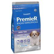Combo com 3 Ração Premier para Shih Tzu filhote 1 kg