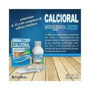 Suplemento para cães e gatos Calcio Oral com B12 100 ml