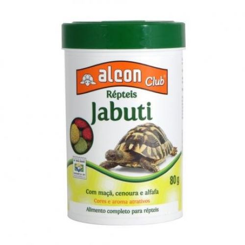 Alcon Jabuti 80g  - Onda do Pet
