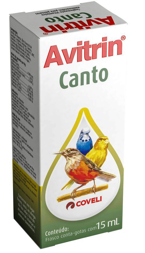 Avitrin Canto 15 mL
