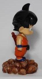 Boneco Dragon Ball Z - Goku Baby - Resina Artesanal  - Onda do Pet