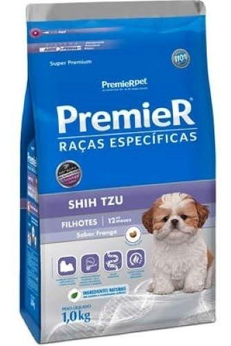 Combo 3 Premier Filhote Shitzu Shih Tzu   - Onda do Pet
