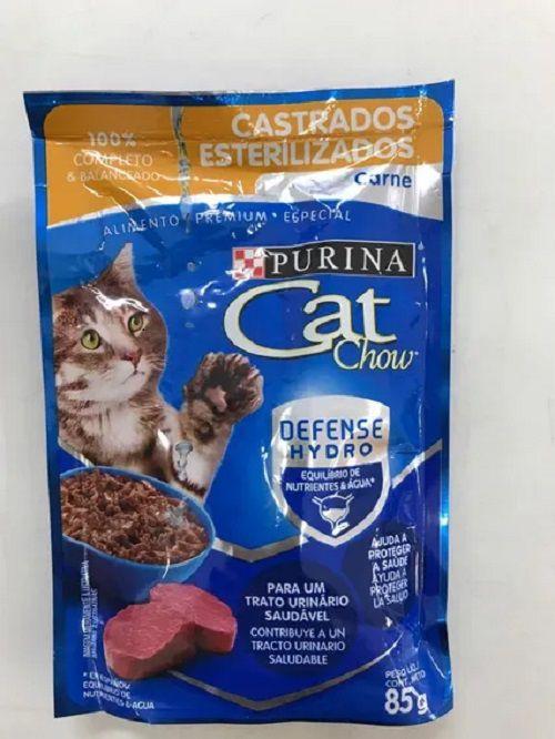 Comedouro e Bebedouro para Gatos kit  - Onda do Pet