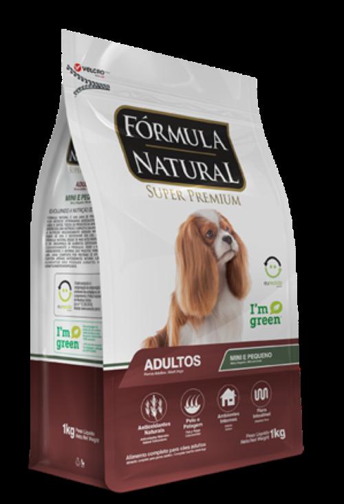 Formula Natural Adulto shih Tzu  Cães 7 kg  - Onda do Pet