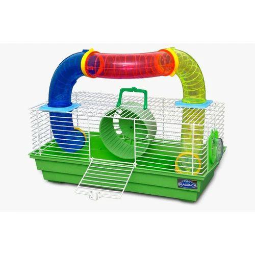 Gaiola com tubos divertidos para Hamster Bragança
