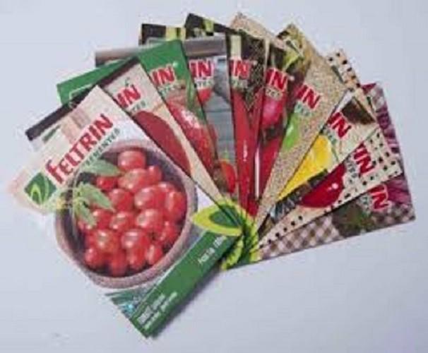 Kit com 10 sementes Feltrin  - Onda do Pet