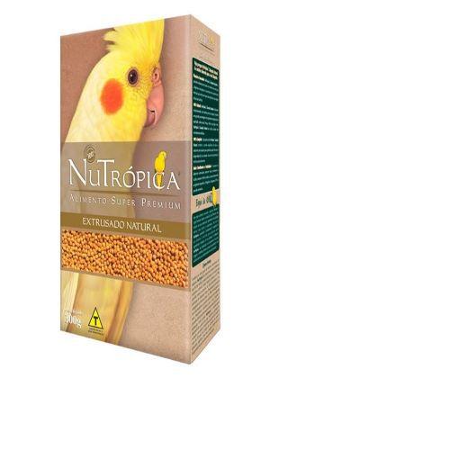 Nutrópica Calopsita Extrusado Natural 300g  - Onda do Pet