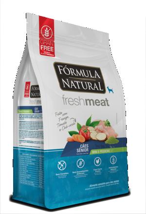 Ração Formula Natural para Cães Sênior 7 kg  - Onda do Pet