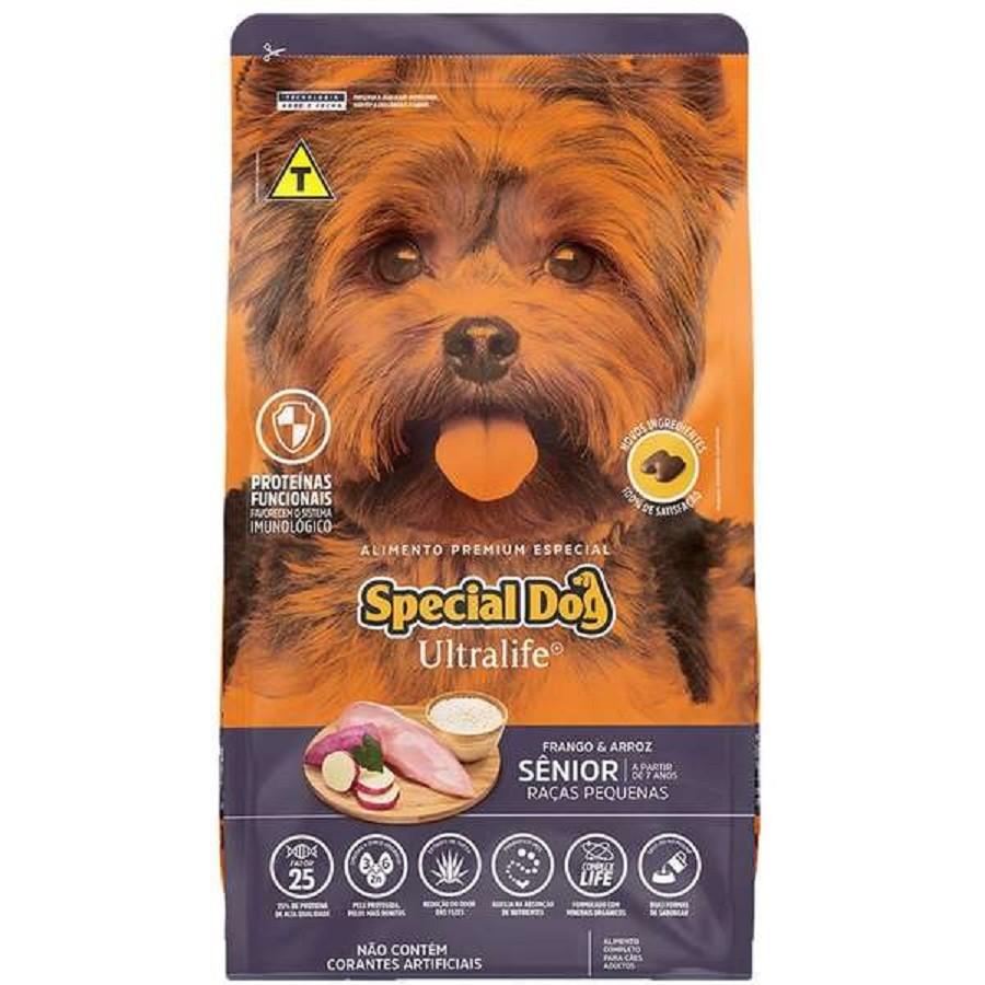 Ração para cães a partir de 7 anos, Special Dog Sênior 15 kg