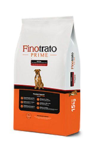 Ração para cães adultos Pit Bull Pastor Fino Trato Active 15 kg