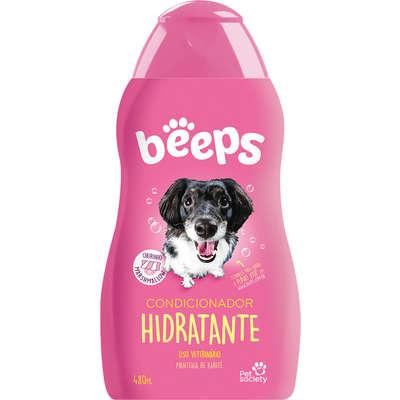 Shampoo Branqueador Shitzu e Condicionador Hidratante Beeps  - Onda do Pet