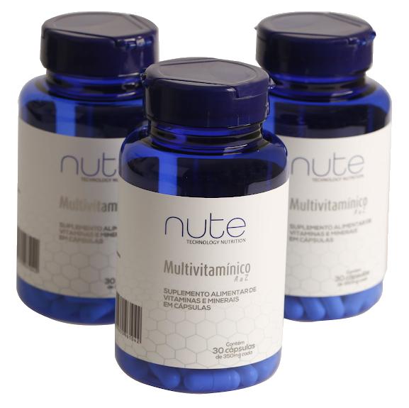 Multivitaminico A a Z - Clube  - Nute