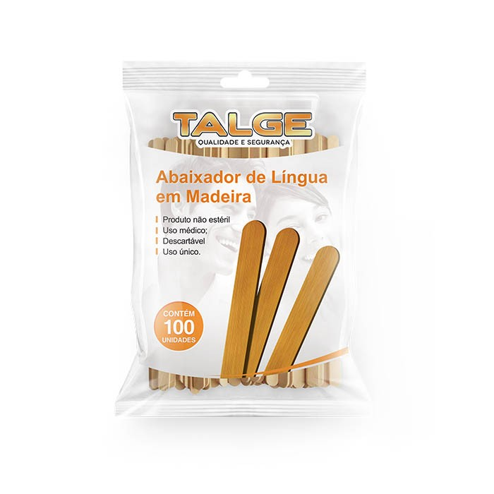 Abaixador de Língua - Talge