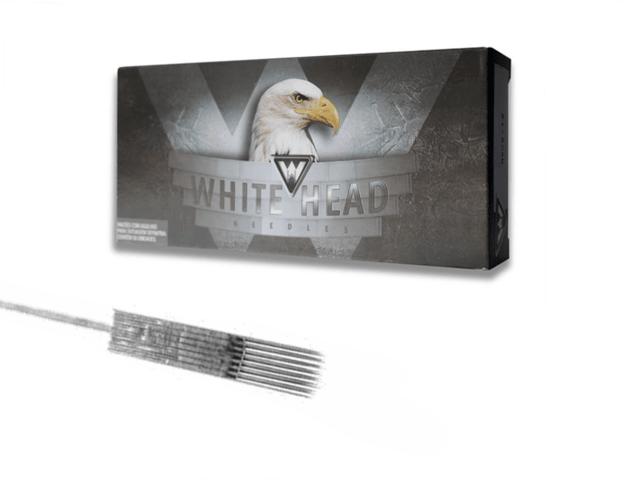 Agulha White Head - MG 1215-  Unidade