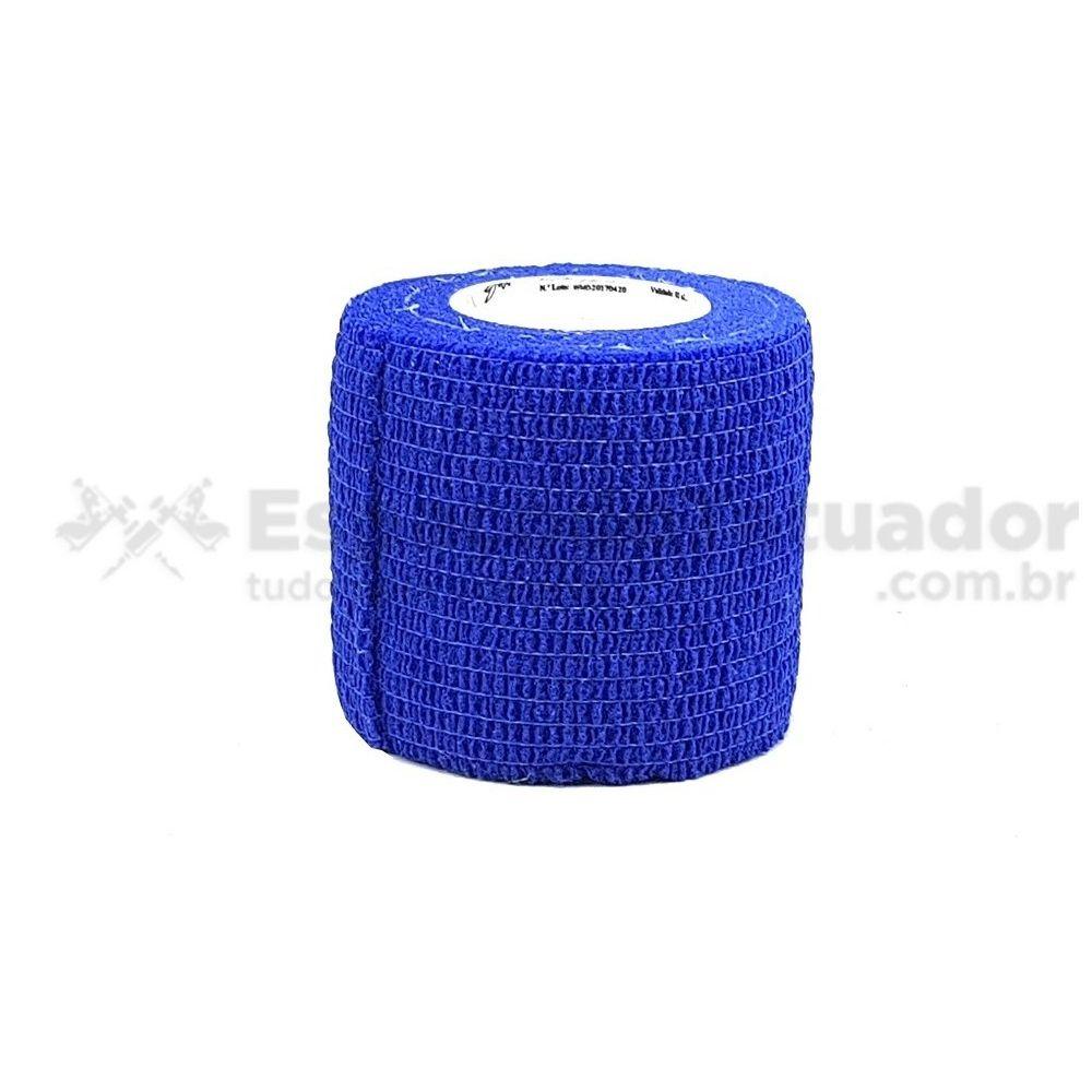 Bandagem Custom Phantom HK - 5cm x 4,5m - Dark Blue