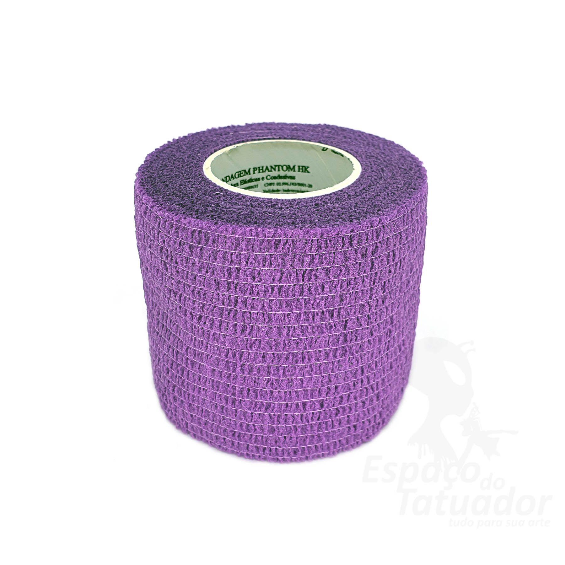Bandagem Custom Phantom HK - Purple