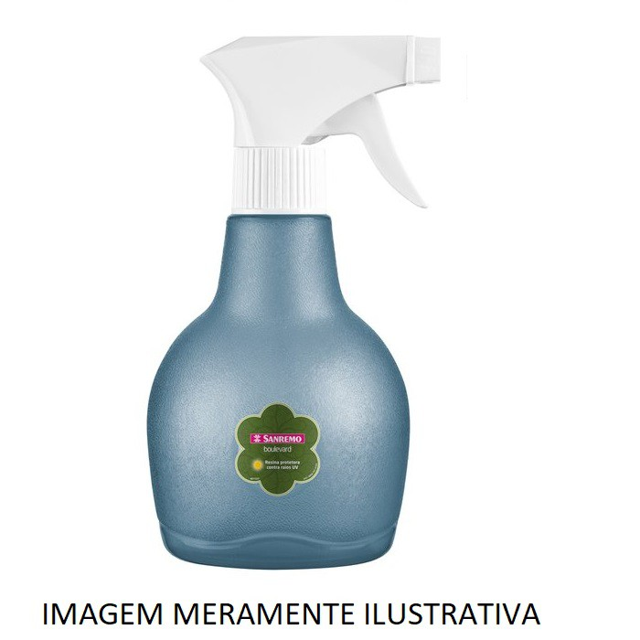 Borrifador Azul Sanremo - 350 ml