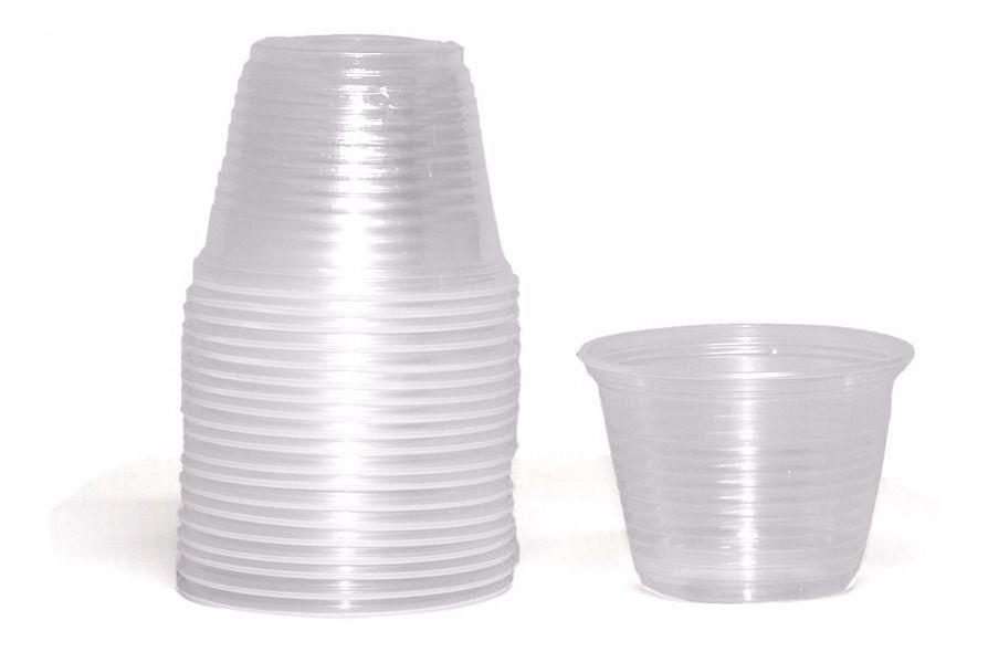 Copo Plástico 100ml