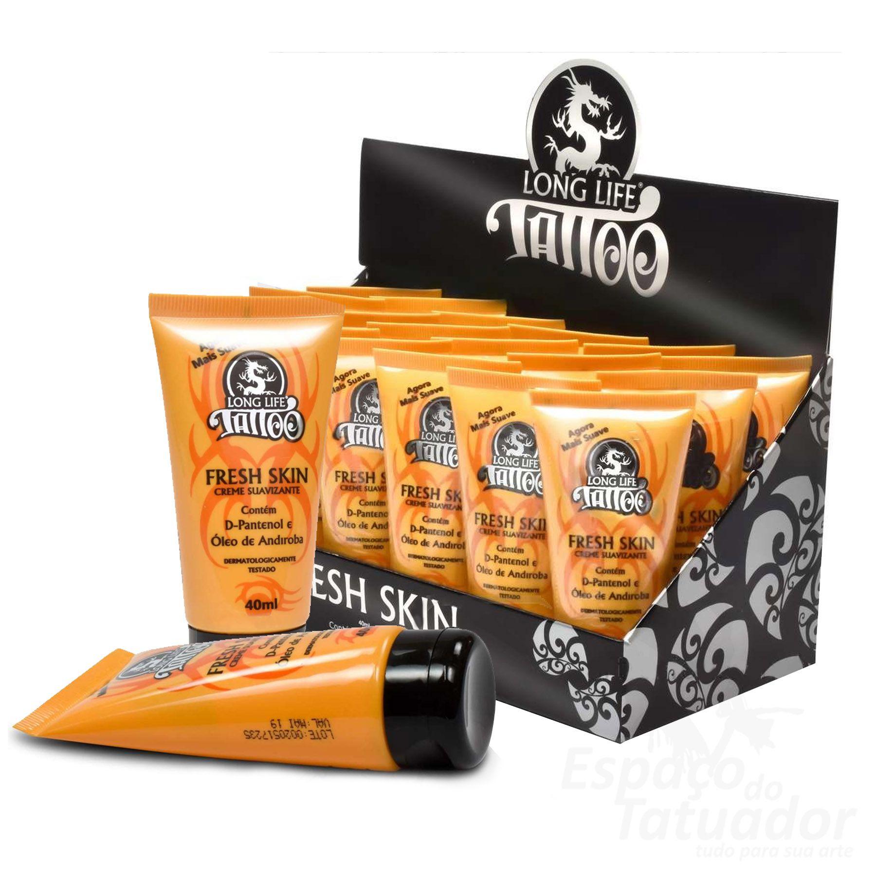 Creme Suavizante Fresh Skin - 40 ml