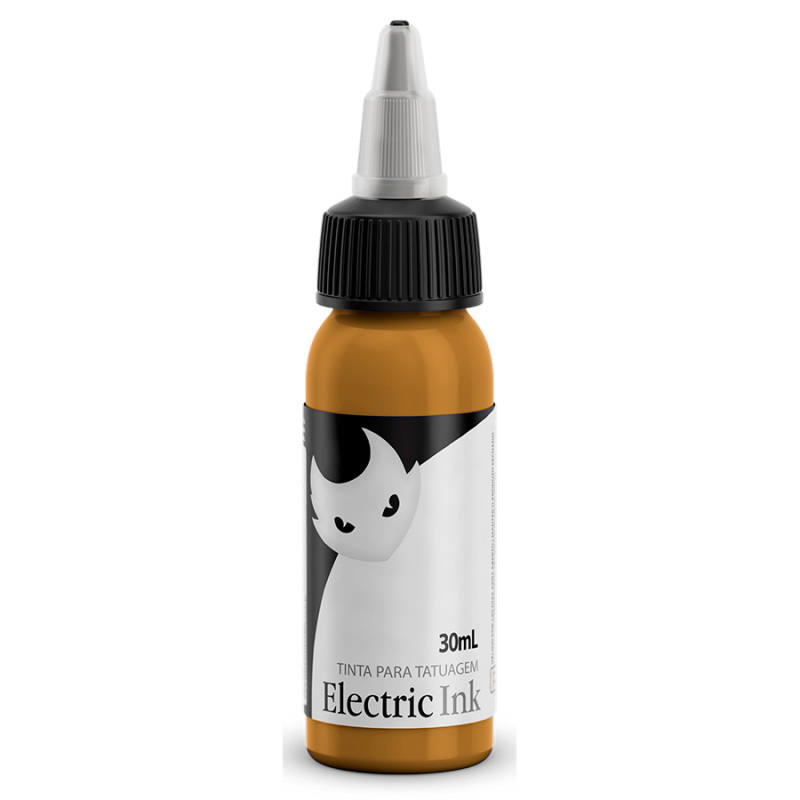 Electric Amarelo Ocre - 30ml