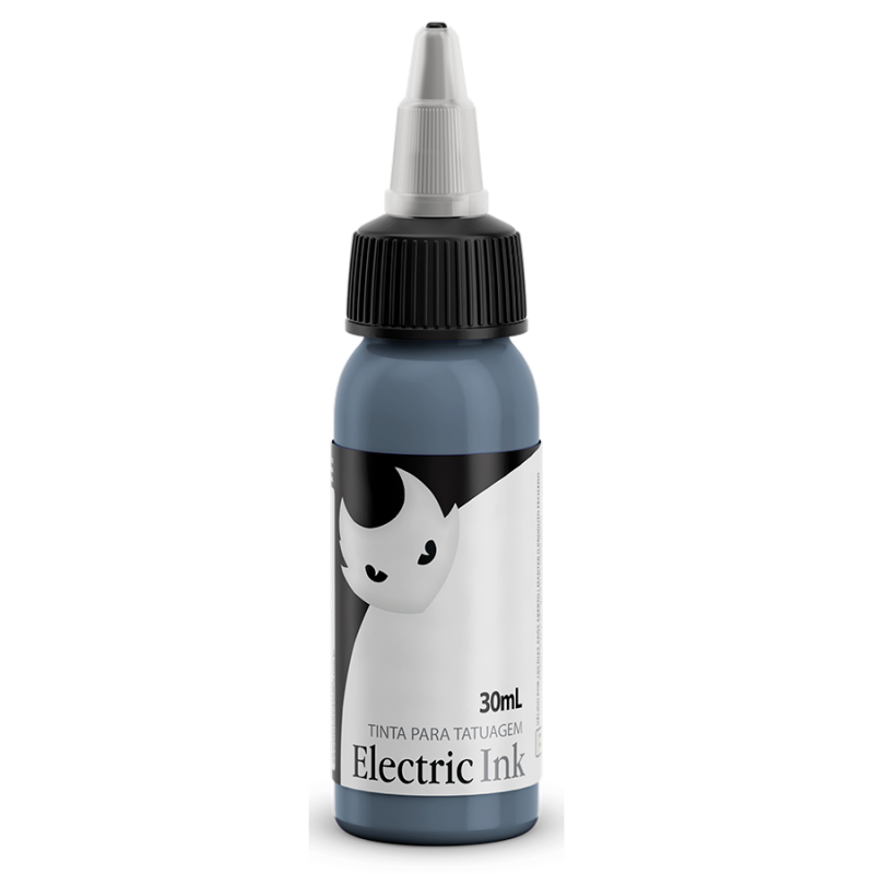 Electric Cinza Naval - 30ml