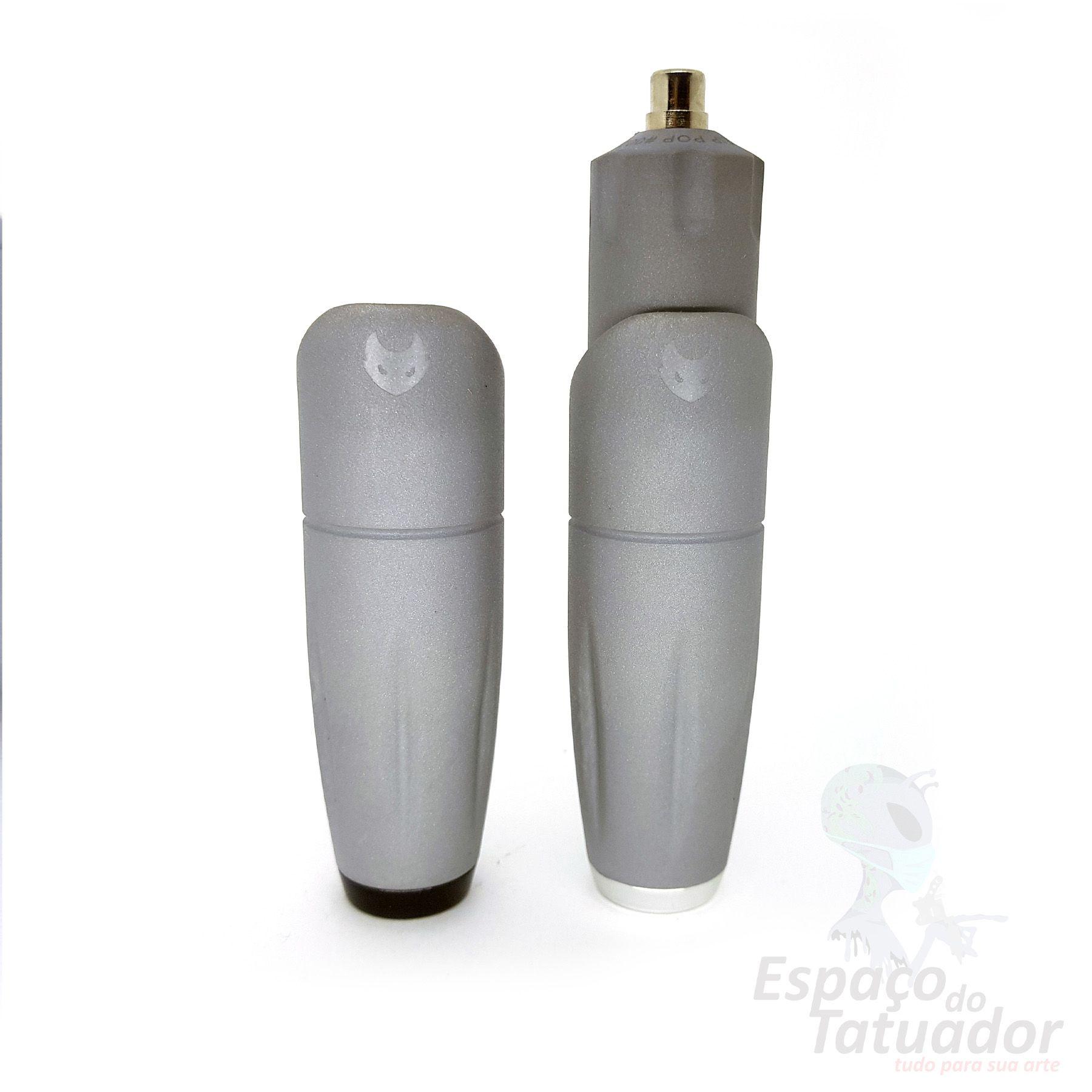 Electric Ink Pen Pop - Prata