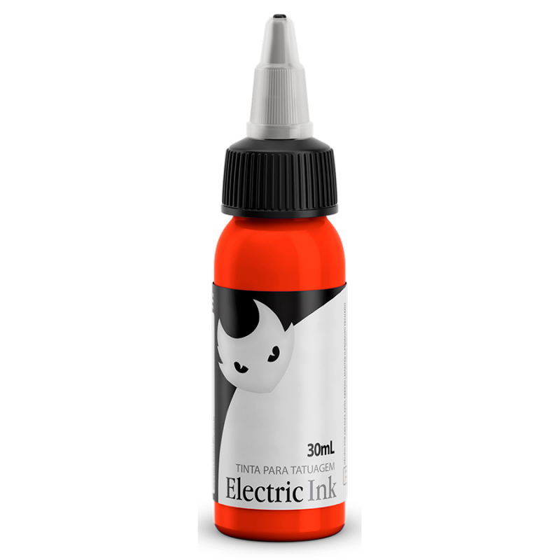 Electric Laranja Pastel - 30ml