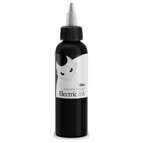 Electric Preto Tribal - 120ml
